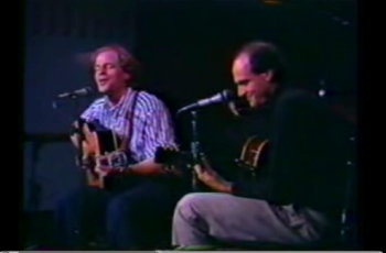 James and Livingston Taylor Together