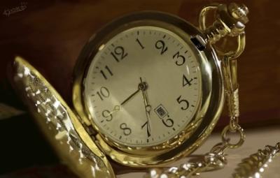 時計の絵?