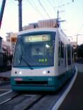 高知の電車